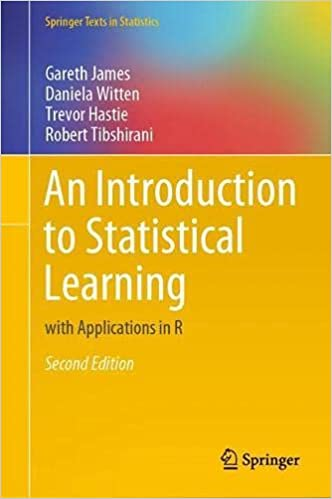 An Introduction for Statistical Learning (with R examples)